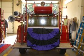 1927 American LaFrance ready to go